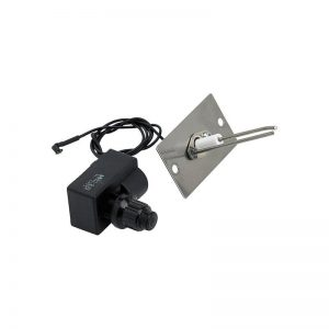 Square Drop In Pan with Spark Ignition Kit SS-SQPKIT