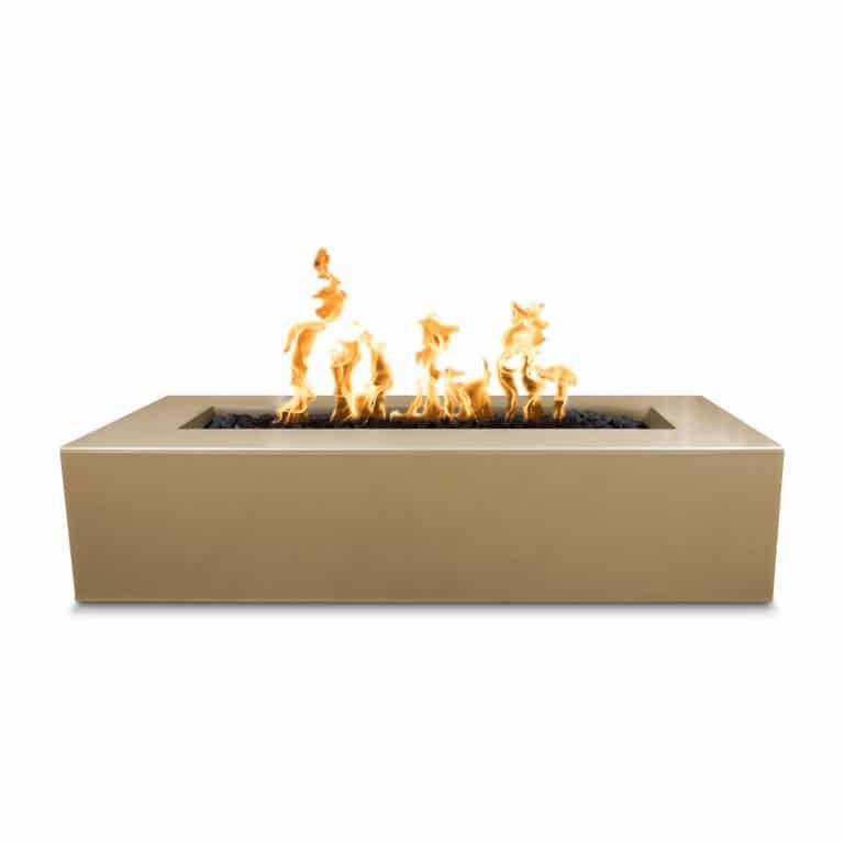 Regal Fire Pit - Brown