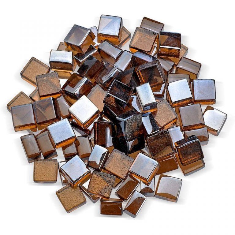 Copper Luster 2.0 Fire Glass
