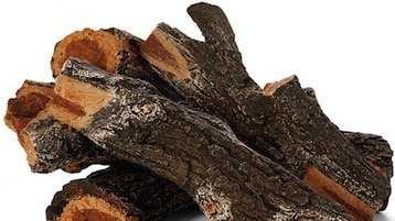 Arizona Weathered Fire Logs