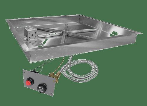 Flame Sensing Fire Pit Kits