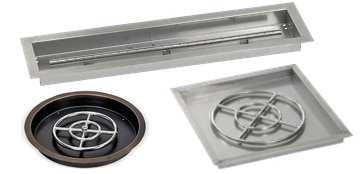 Fire Pit Pans and Trays
