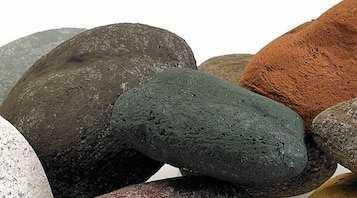 Fire Pit Lite Stones