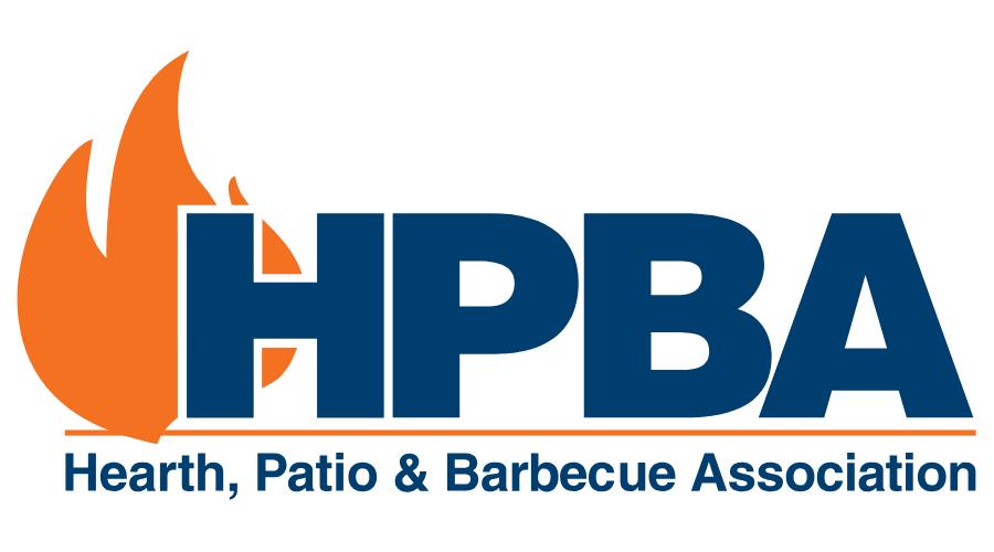 Hearth Patio Barbecue Association Hpba Vector Logo