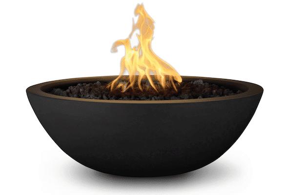 33 Inch Diameter Sedona Fire Bowl