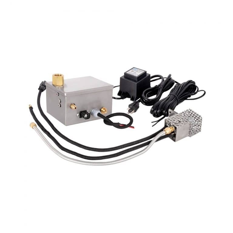 Electronic Ignition System Standard Capacity