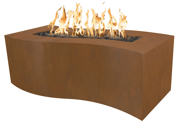 Billow Fire Pit 72 Inch