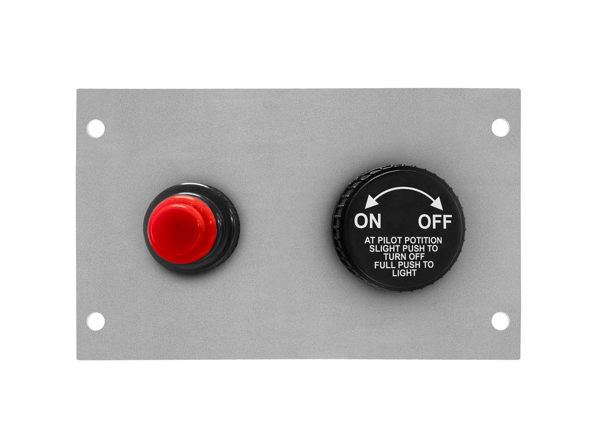 Firegear Outdoors TMSI Control Panel