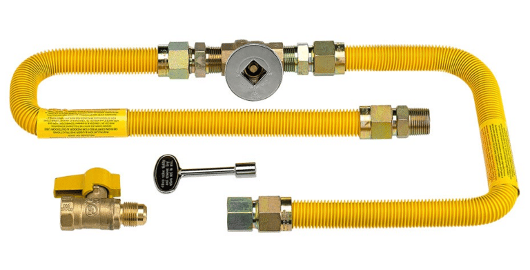 High Capacity Gas Connection Kit