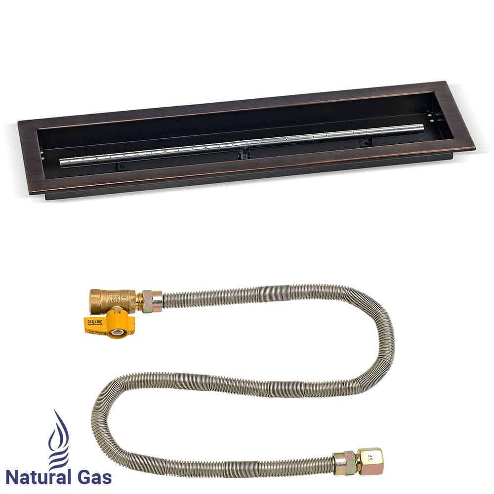 Linear Bronze Match Light Kit OB-LCBMKIT