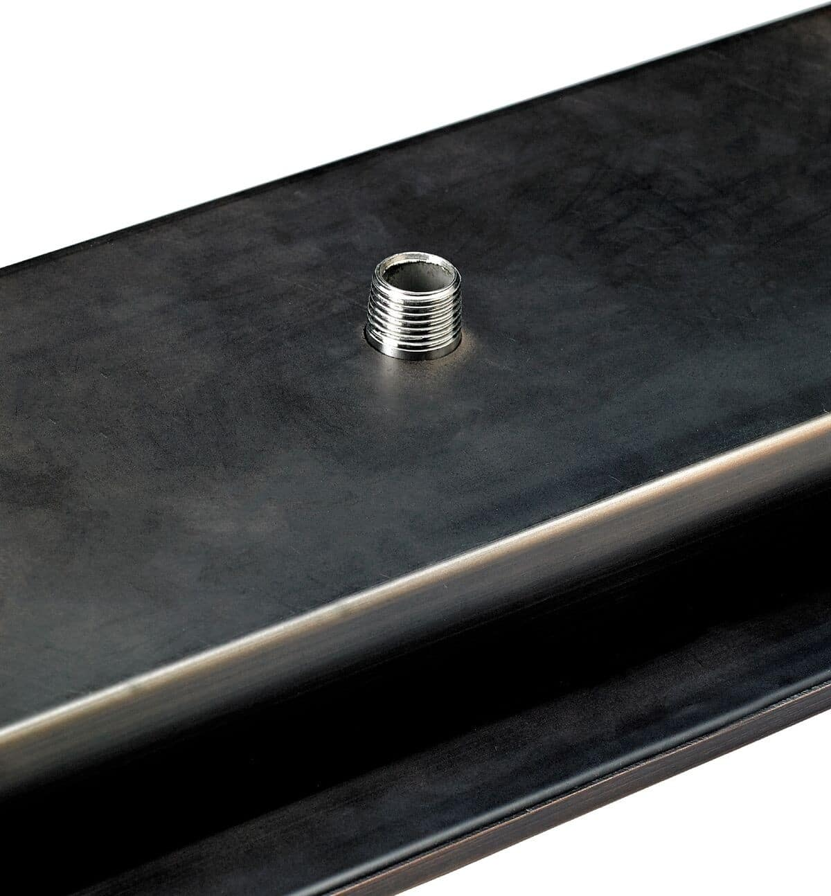Bronze Linear Tray Gas Inlet
