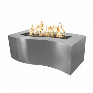 Billow Fire Pit 60 Inch OPT-BLWxx60 / The Outdoor Plus
