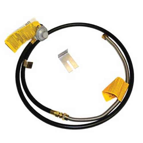 Small Tank Propane Regulator Kit