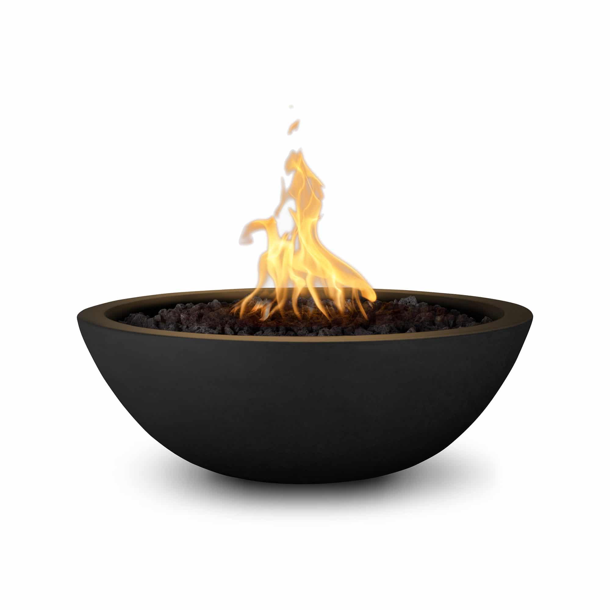 Sedona Black Fire Bowl