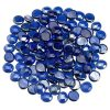 Royal Blue Luster Fire Beads