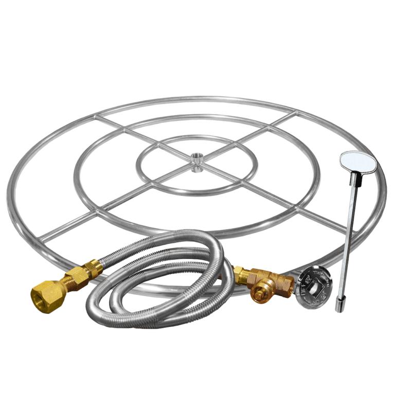 Firegear Round Burner Ring Kits