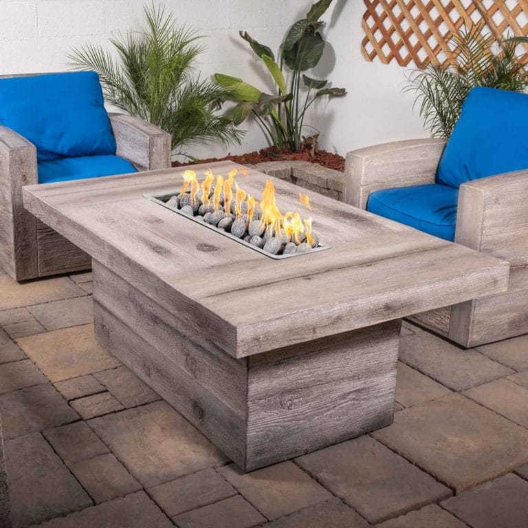 The Grove Fire Pit Table