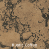 Rustic Coffee Color Swatch