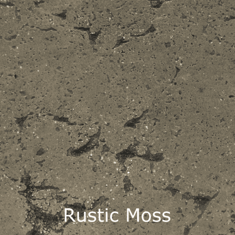 Rustic Moss Color Swatch