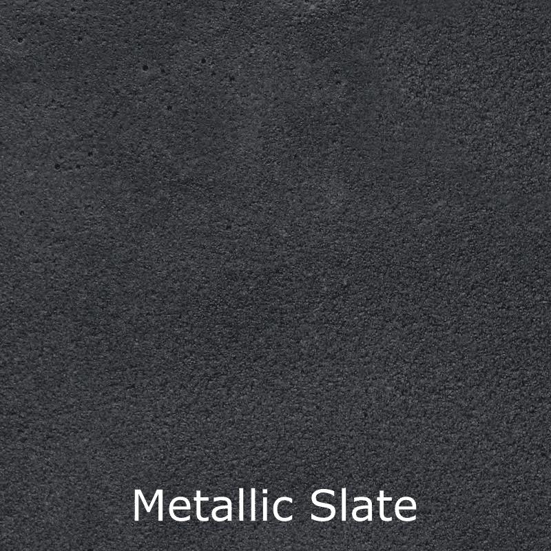 Metallic Slate Color Swatch