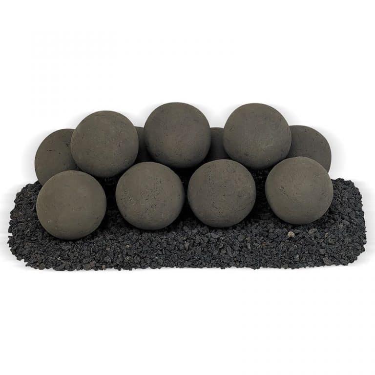 Thunder Gray Lite Stone Ball Set