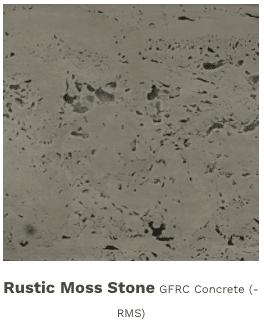 Rustic Moss Stone