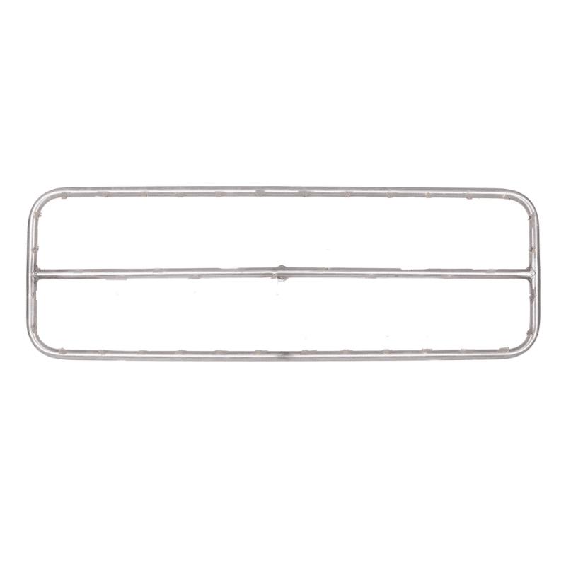Rectangle Single Ring Burner