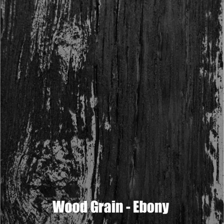 Ebony GFRC Wood Grain 1536x1536 1