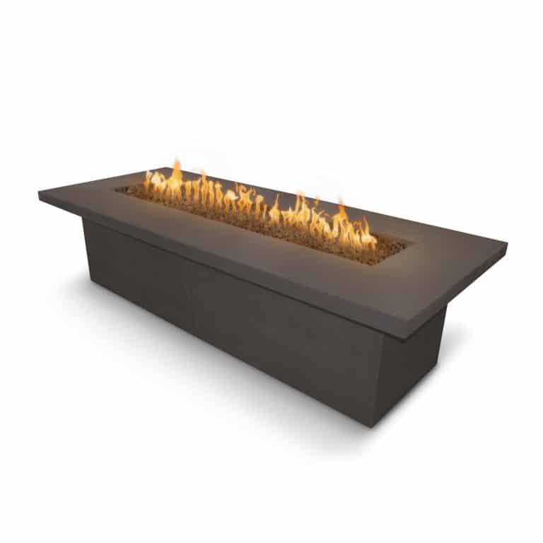 Newport Fire Table Chetsnut