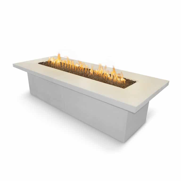 Newport Fire Table Limestone