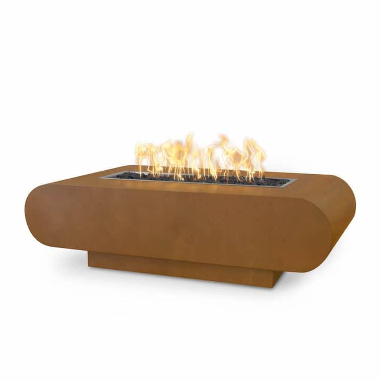 La Jolla Fire Pit Corten Steel