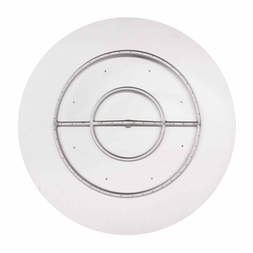Round Flat Pan with Burner from The Outdoor Plus OPT-1100xxBP
