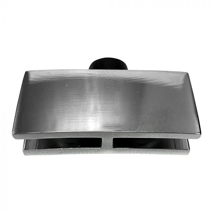 Replacement Flame Guard Curved Bracket with Foot