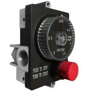 E Stop Gas Timer with Emergency Shut Off
