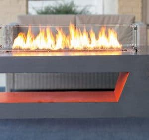 Resonate Fire Pit Table