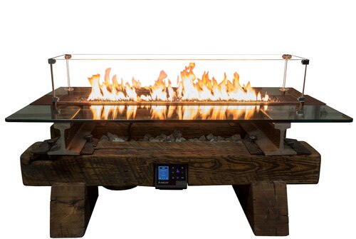 The Sleeper Sound Reactive Fire Pit