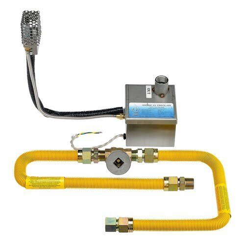 High Capacity ( 512K BTU/hr )  Electronic Ignition Systems - Smart Ignition Technology ( S.I.T. )