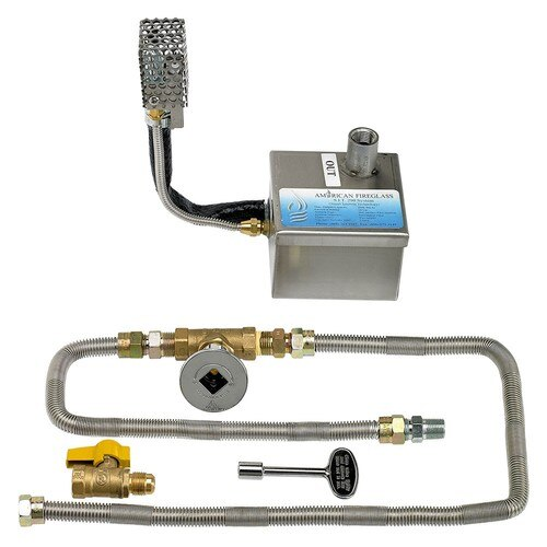 Electronic Ignition Systems - Smart Ignition Technology ( S.I.T. ) Standard Capacity ( 290K BTU/hr )