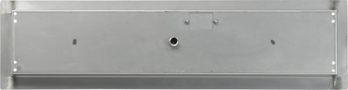 Bottom View Of Linear Drop In Tray