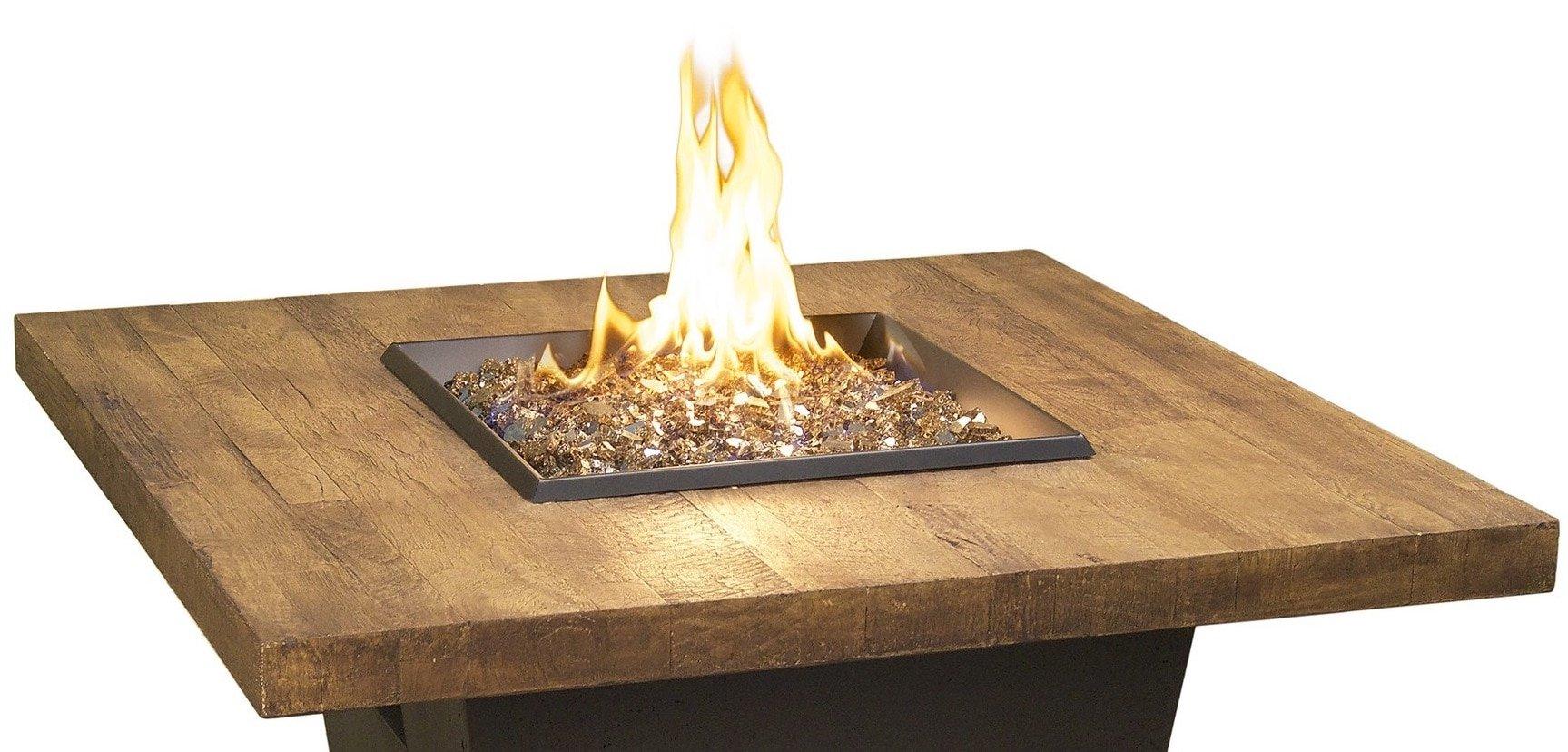 AFD Oak Fire Table Top