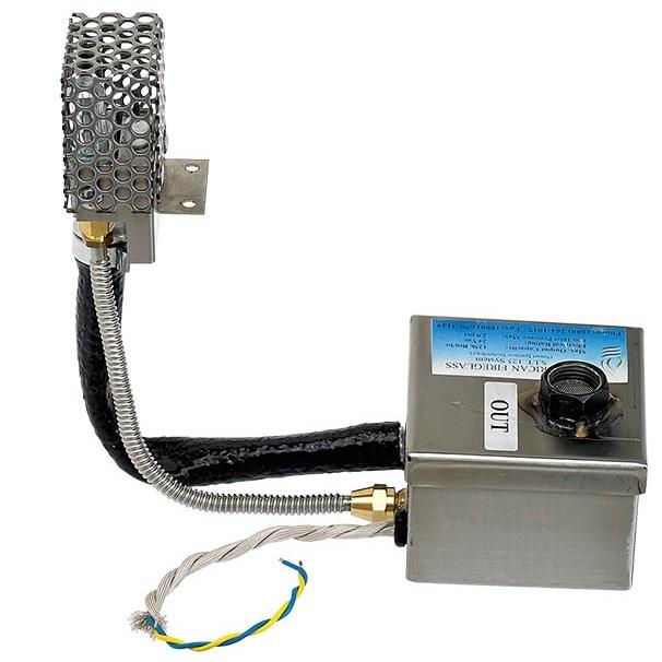 American Fireglass S.I.T. System