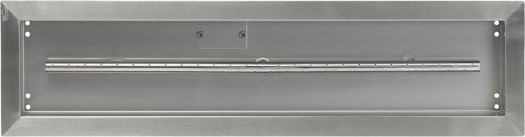 A Linear Drop In Tray fora Fire Pit