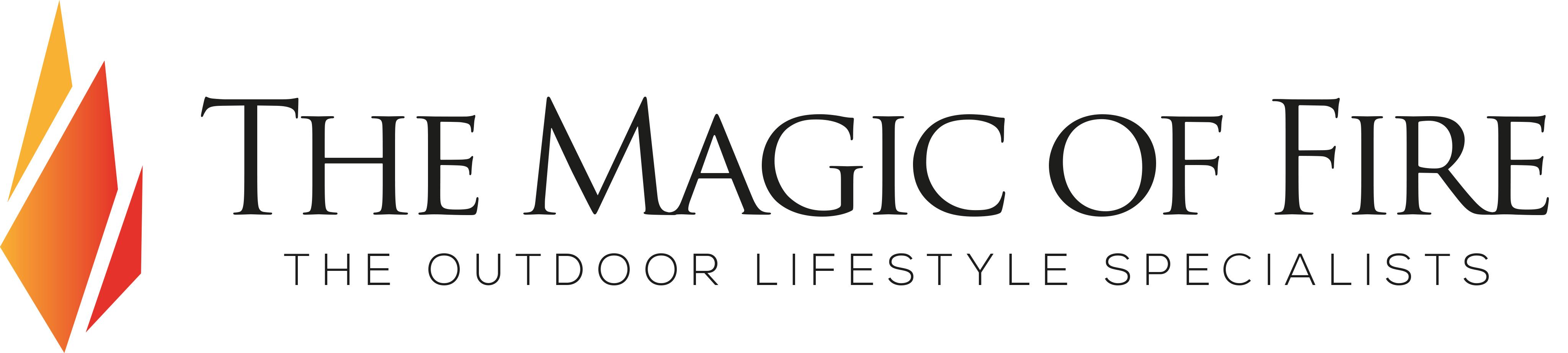 The Magic of Fire Logo